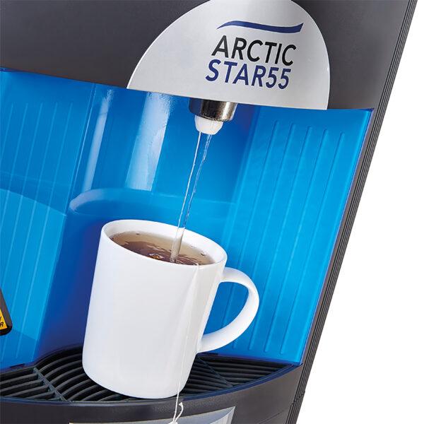ARCTICSTAR55 HAND CUP CLOSE 2