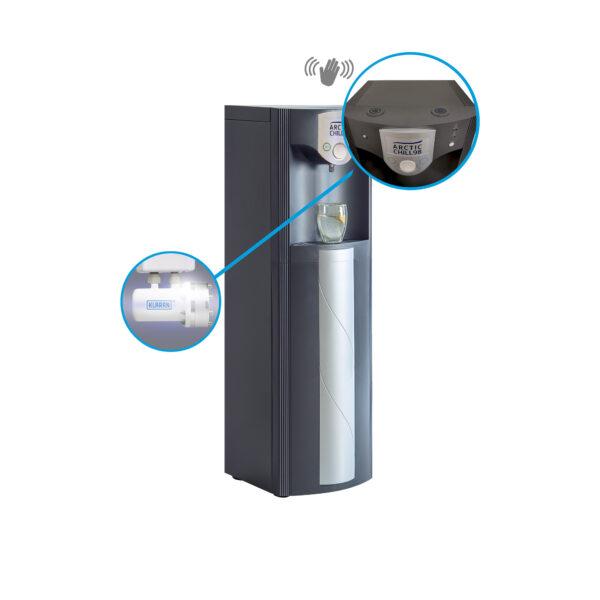 ArcticChill 98CL With Sensors Glass KLARAN Large File1